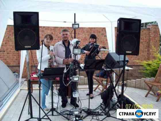Вокальный Дуэт: Kiss VG+ ; Проф.аппарат.+ Свет Калининград