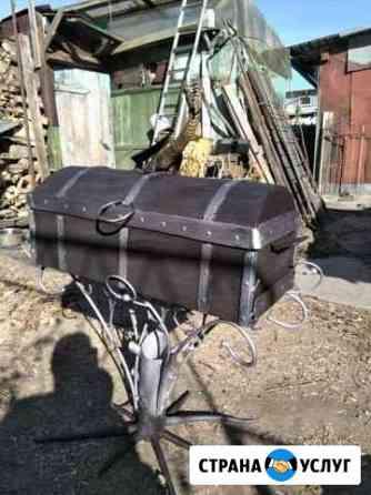 Мангалы и кованые изделия на заказ Новосибирск