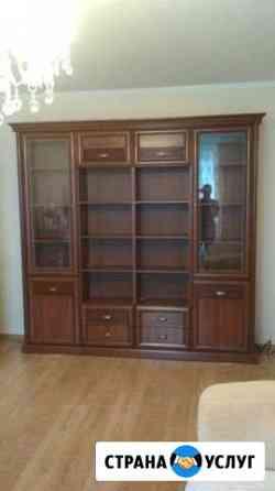 Сборка мебели Вологда