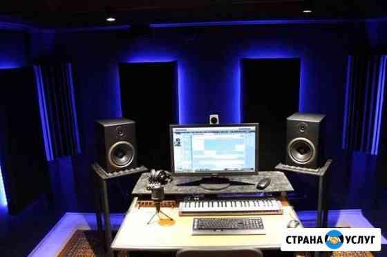 Студиия звукозаписи NP Studio Красноярск