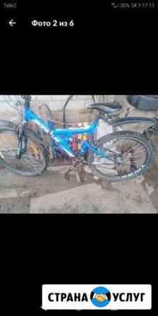 Чиню велосипеды Волгоград