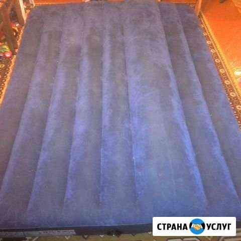 Ремонт надувных матрасов Тюмень