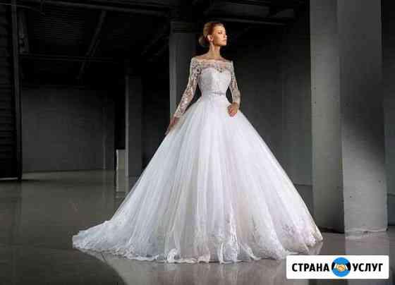 Отпаривание свадебных и вечерних платьев Воронеж