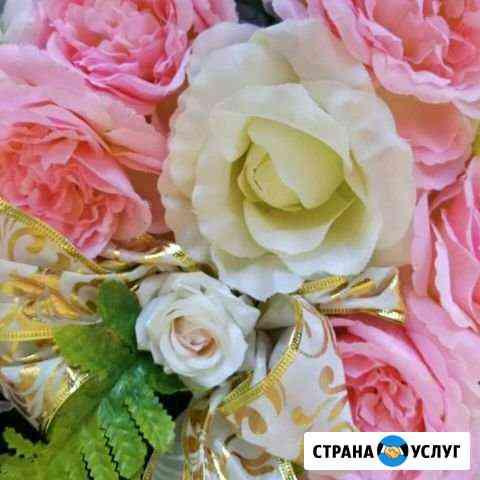 Украшения на машину для свадьбы Калининград