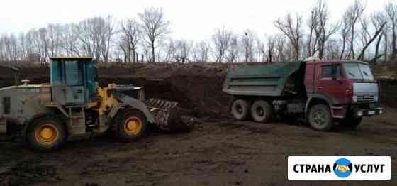 Вывоз мусора,грунта камаз грузчики Оренбург
