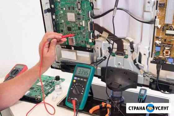 Честный ремонт телевизоров в Липецке Липецк