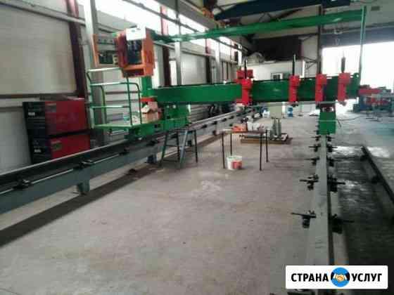 Ремонт и модернизация станков плазменной резки Чебоксары