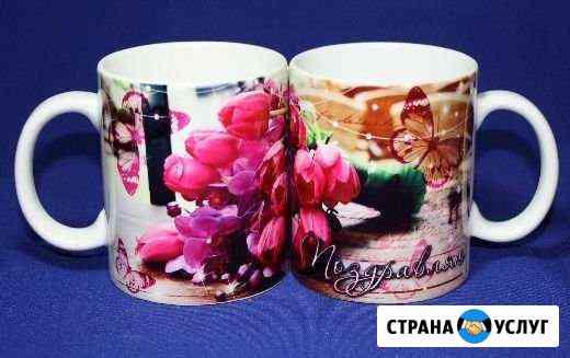 Печать на кружках Красноярск