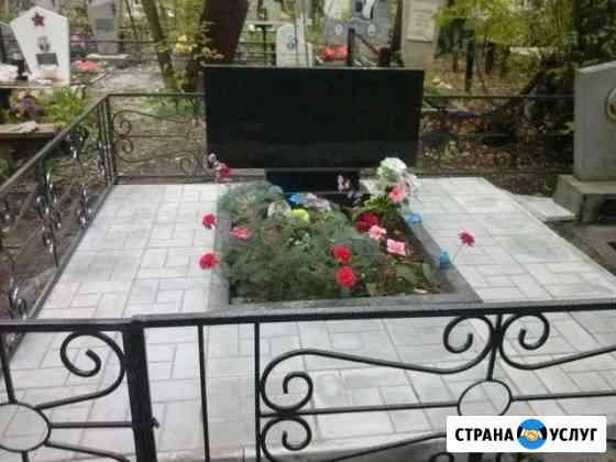Благоустройство мест захоронения Шуя