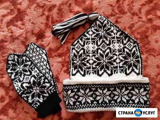 Вязание на заказ Самара