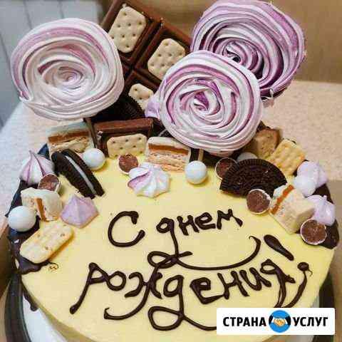 Торты, капкейки, трафлы на заказ Нижний Новгород