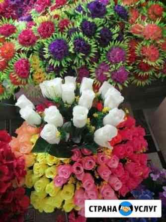 Цветы искусственные любого формата Пенза