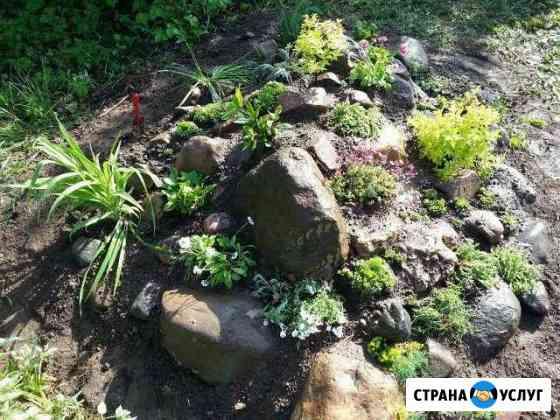 Благоустройство,садовые работы,ландшафтный дизайн Иваново