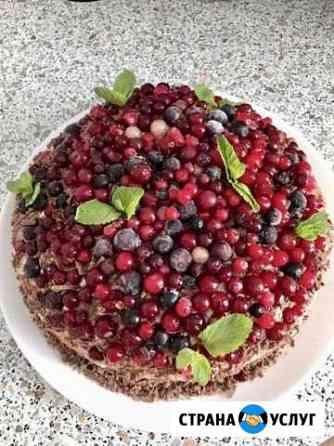 Торт на заказ Хабаровск