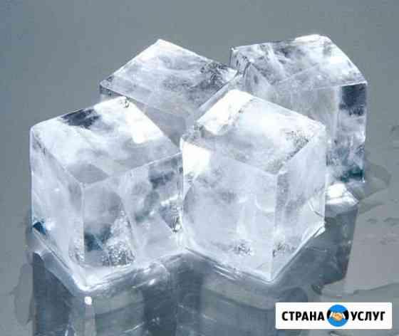 Лёд в Омске Омск