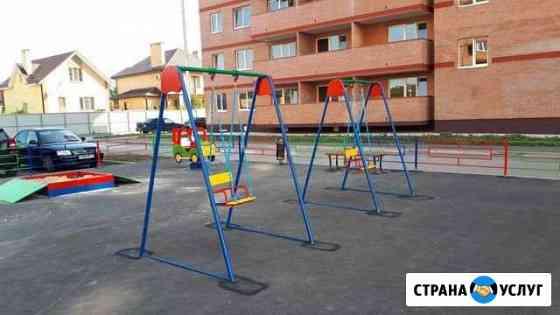 Детские игровые площадки, спорт оборудование маф Махачкала