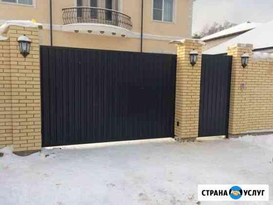 Автоматические ворота Обнинск
