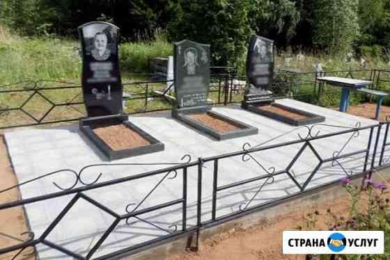 Установка памятников Петрозаводск