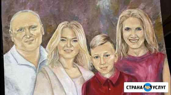 Портреты для вас Брянск