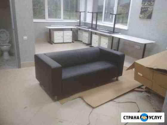 Сборка мебели Икеа Новосибирск
