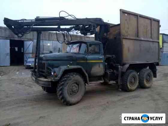 Вывоз мусора Кострома