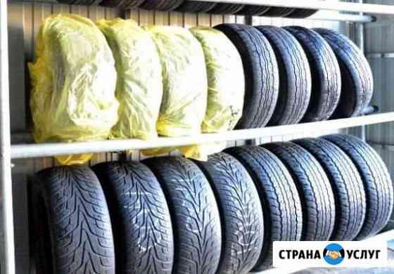 Сезонное хранение шин колёс вещей Санкт-Петербург
