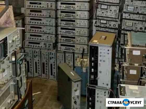 Вывоз.Демонтаж электронного оборудования Щигры