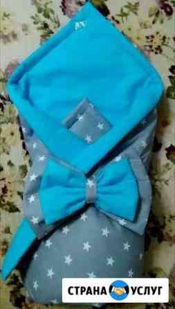 Одеялко двухсторонее, шью на заказ Абакан