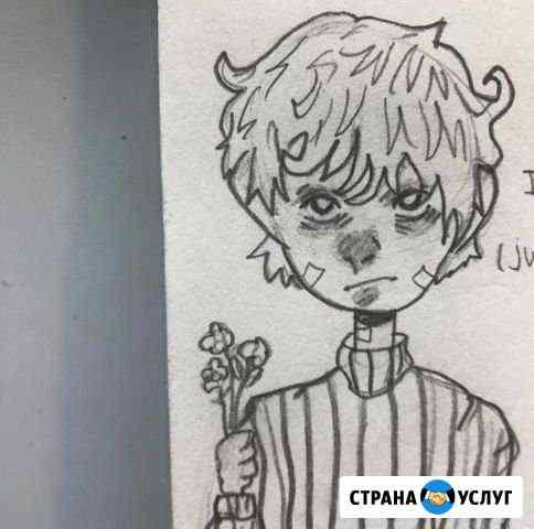 Рисунки на заказ Калининград
