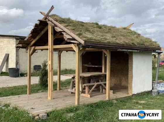 Аренда беседки Гурьевск