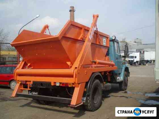 Услуги по вывозу строительного мусора и кгм Владимир