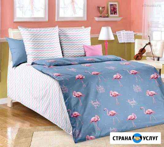 Пошив постельного белья по вашим размерам Новосибирск