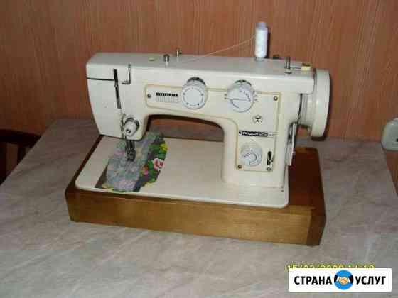 Ремонт и наладка бытовых швейных машин в Твери Тверь