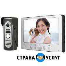 Ремонт Видеодомофонов,Электрозамков Казань