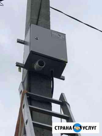 Установка систем видеонаблюдения, Сварка оптоволок Рыбинск