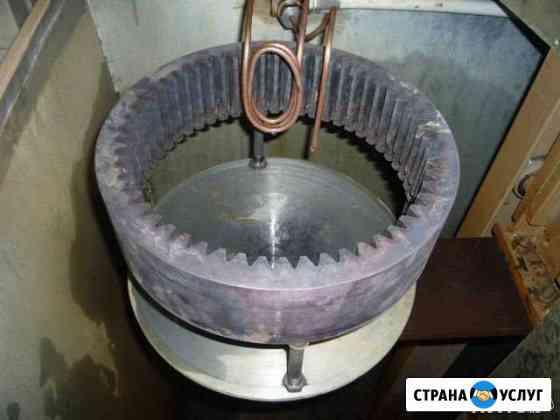 Закалка твч зуба шестерен Кострома