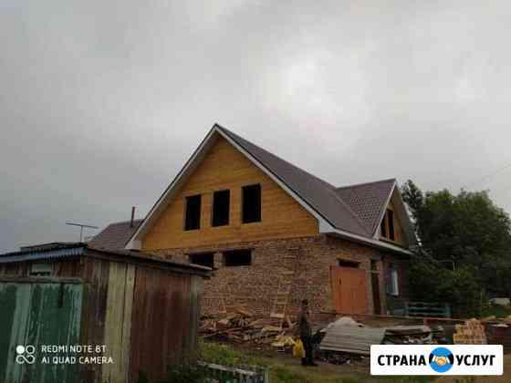 Строительные бригада кровля фундамент стены отдело Колосовка