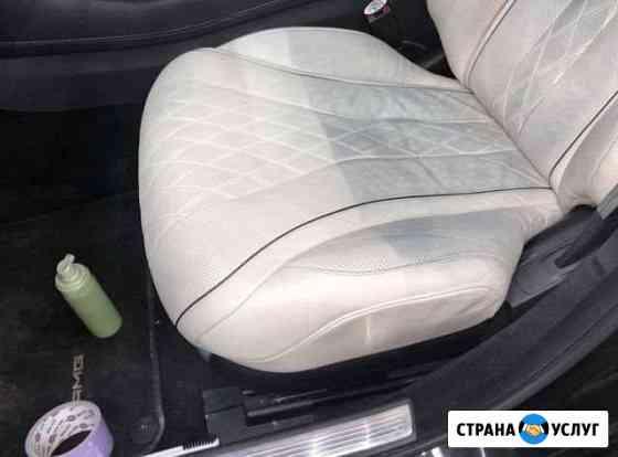 Химчистка салона автомобиля Чебоксары