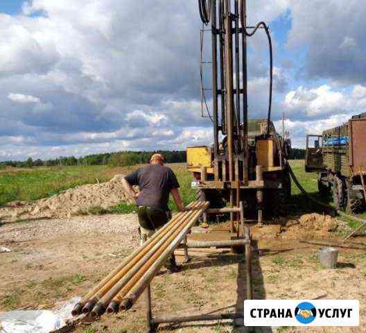 Бурение скважин на воду Хабаровск