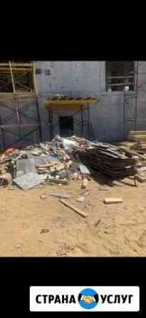 Вывоз мусора строительного Ижевск