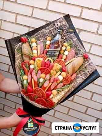 Вкусные букеты, оригинальные подарки Сарапул Сарапул