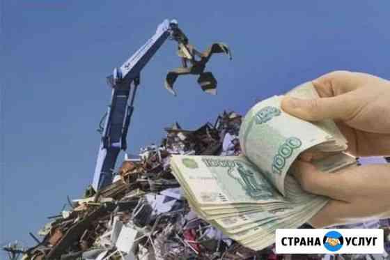 Покупка металлолома Владимир
