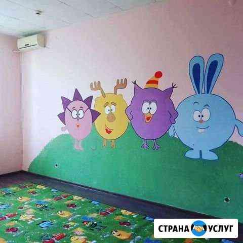 Частный детский сад на Гагарина Сочи