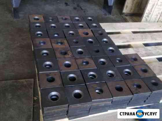 Анкерные закладные плиты, пластины, шайбы Черкесск