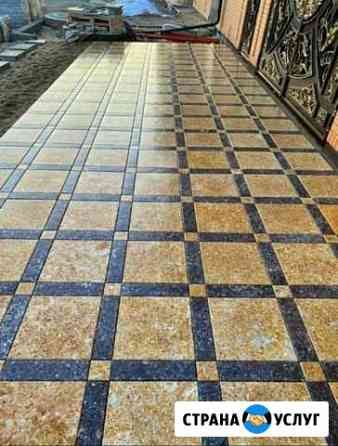 Тротуарная плитка Каякент