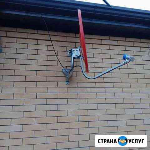 Интернет и Спутниковое тв МТС Будённовск