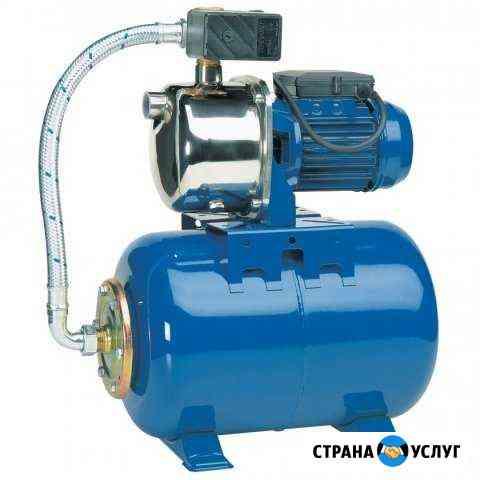 Ремонт Водяных Насосных Станций Глубинных насосов Саранск