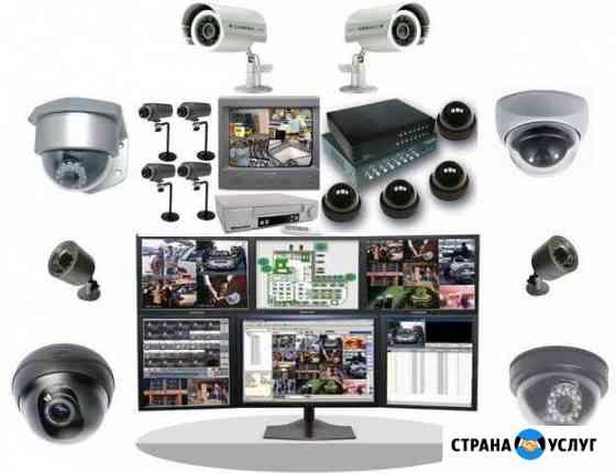 Видеонаблюдение Домофоны (продажа, ремонт, обслужи Махачкала