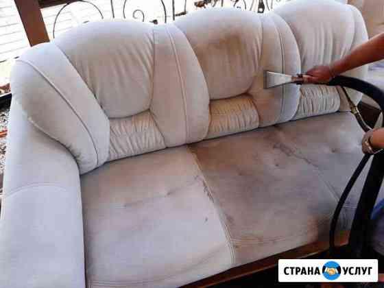 Химчистка мебели Липецк