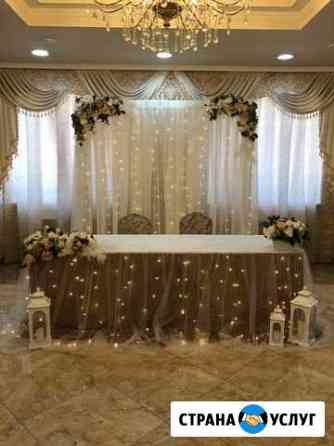 Декор свадебных банкетов Калининград